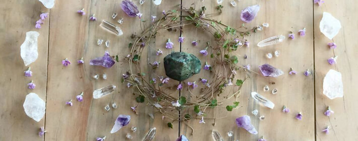 Working with Crystals and Grids